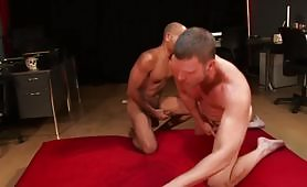 Gay porn at its best with assholes getting serviced by big dicks